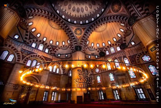 Masjidka Sehzade (Istanbul) Turkey