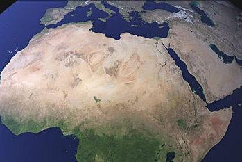 Africa iyo magaca Allah