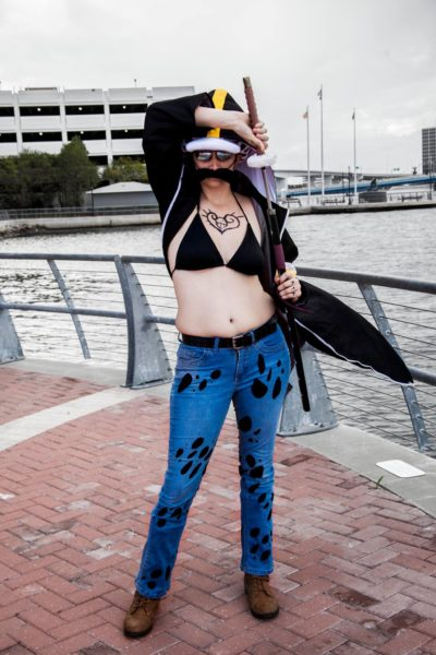Heather Andrews​ of Gender-Bent Cosplay