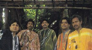 বাংলা গানের লোকায়ত গরিমা, বাউলিয়ানা, ব্যান্ডগানাবাজানা