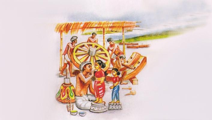রথযাত্রা, রথমেলা || সুমনকুমার দাশ