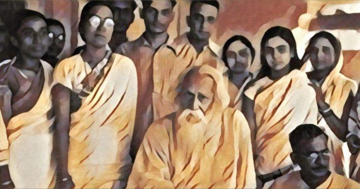 রবি ঠাকুরের দল || অশীন দাশগুপ্ত
