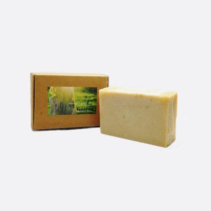 Goldilocks shampoo bar