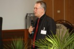 University of Bonn rector Michael Hoch