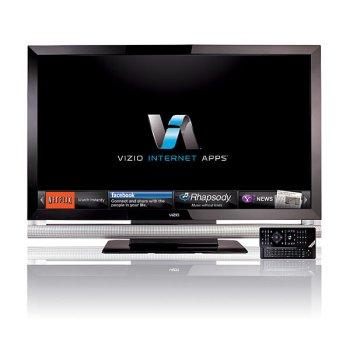 HDTV con Apllicaciones de Internet