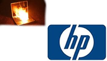 HP Llamada de Baterias