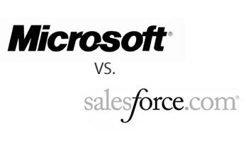 Microsoft Demanda a Salesforce