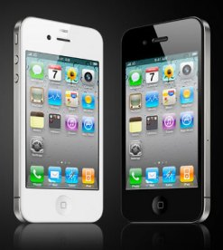 Apple iPhone4 Blanco