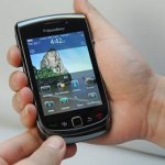 BlackBerry Slider Celular