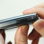 Nuevo BlackBerry Slider Lado