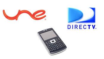 Directv y UNE Colombia