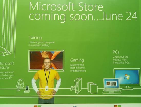 Microsoft Store Junio 24 Apple