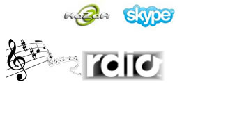 Rdio Social Stream Music