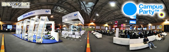 Campus Party Colombia 360