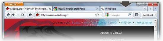 Mozilla Firefox 4 beta 1