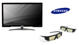 Television 3D Colombia Samsung
