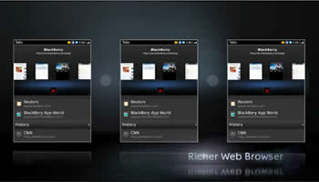 Video BlackBerry 6