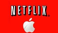 Apple iTV con Netflix
