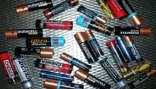 Desecho de Baterias o Pilas