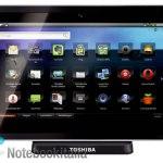 Tablet Toshiba Folio 100