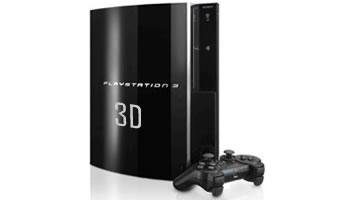 PlayStation 3 3D en Octubre