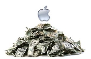 Ganancias 2010 Apple