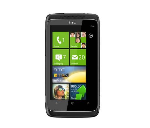HTC Trophy (HTC Spark)