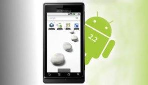 Motorola Milestone 2.2 en Latino America