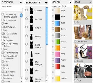 Google Boutiques.com (Fashion)