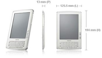 Samsung E65 ereader