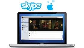 Skype 5 para Mac Apple