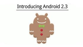 Google Android 2.3 Gingerbread es presentado