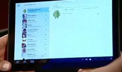 MotoTab con Android