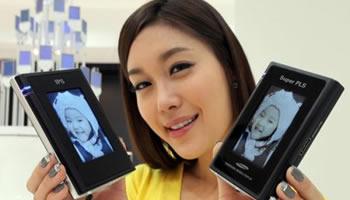Pantallas Samsung Super PLS