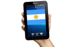 Samsung Galaxy Tab llega a Argentina