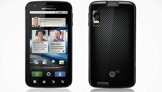 Motorola Atrix 4G
