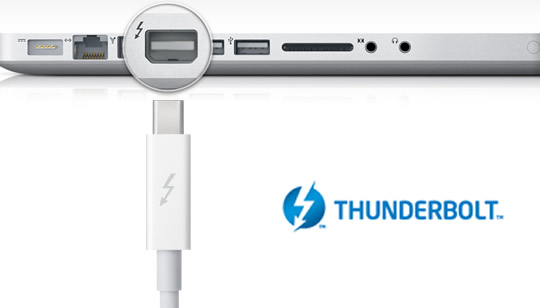 Apple Intel Thunderbolt