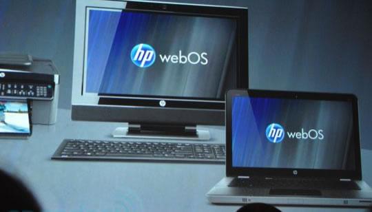 WebOS para PC