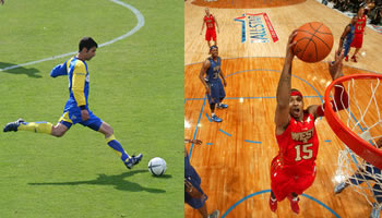 YouTube transmitira partidos de futbol y NBA en vivo