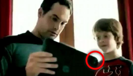 HP TouchPad con camara
