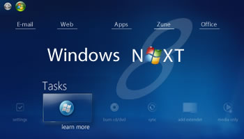 Windows 8 - Windows Next