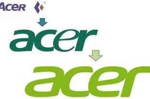 Acer nuevo logo