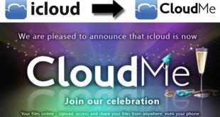 CloudMe para Apple iCloud