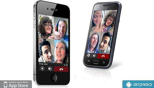 Fring para Android e iPhone