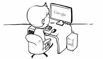 Busqueda de imágenes en Google