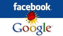 Facebook calumnia en contra de Google