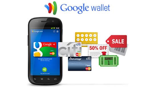 Google Wallet y Google Offers Citi MarterCard