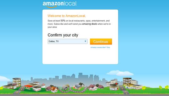 Amazon Local