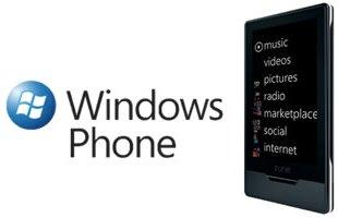Microsoft Zune App a Microsoft Windows Phone 7