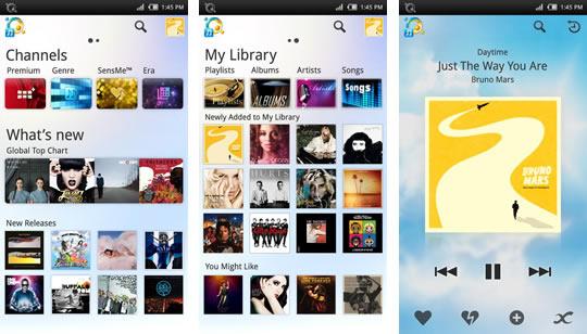 Sony Music Unlimited Qriocity